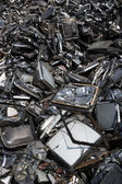Metal Garbage — Foto Stock