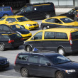 Taxi cabs — Stock Photo #9124032