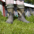 Galoshes — Stock Photo #9126209