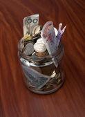 İsveç para — Stok fotoğraf