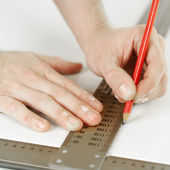 Carpenting — Stock Photo