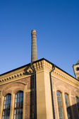 Vintage Industry building — Stock Photo