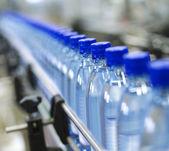 瓶行业 — 图库照片