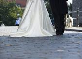 Married couple — Stockfoto