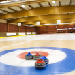 Stock Photo: Curling Arena