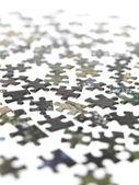 Jigzaw Puzzle — Stock Photo