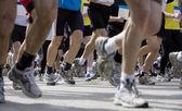 Spor yarış — Stok fotoğraf