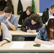 Young Adults studying — Stock Photo #9983091