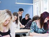 Classroom situation — Stock Photo