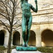 Sculpture by Rodin — Stock Photo