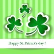 St Patrick — Stock Vector