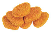 Hühner-nuggets — Stockfoto