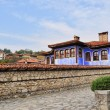 Traditional bulgarian architecture - Foto Stock