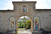 Klasztor wejście — Zdjęcie stockowe