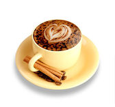 Cafe Latte — Stock Photo