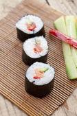 Sushi food — Stock Photo