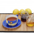 Royalty-Free Stock Photo: Tea with lemon