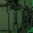 Printed circuits — Stockfoto