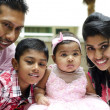 Happy Indian family — Stock Photo #10312142