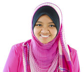 Young Muslim girl — Stock Photo