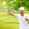 Royalty-Free Stock Photo: Tai chi senior
