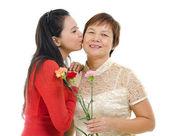 I love you mum! — Stock Photo