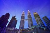 Kuala Lumpur City Center — 图库照片