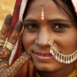 Indian woman — Stock Photo #9106381