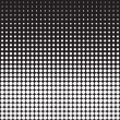 Abstract dots background - Stock Photo
