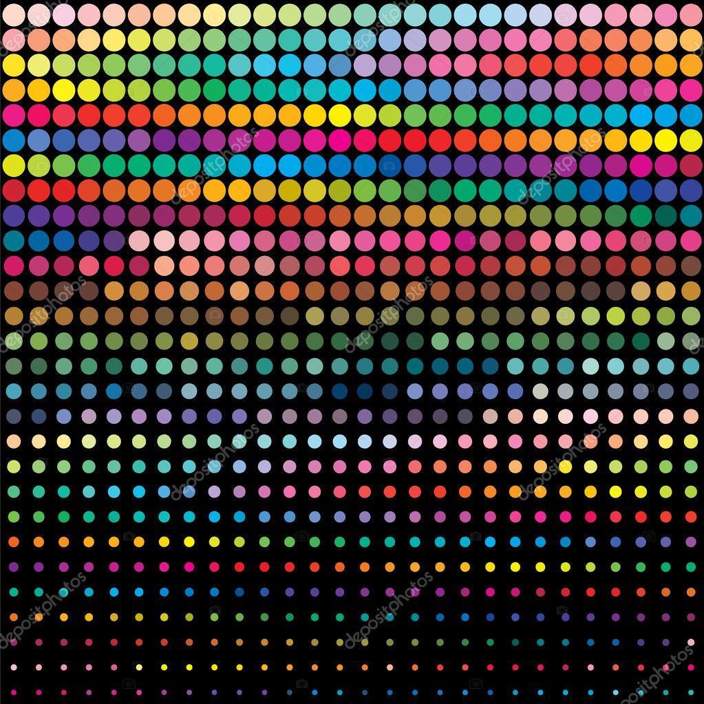 Color palette background — Stock Photo © szefei #9361760