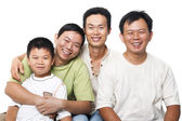 Asian men — Stock Photo