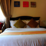Hotel room — Stock Photo #10230662