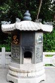 Chinese incense burner — Stock Photo