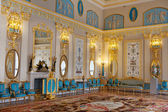 Blue Room in the Catherine Palace — Stock Photo