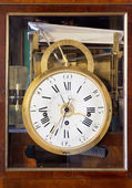 Old antique clock — Stock fotografie