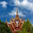 Beautiful Thai temple — Stock Photo