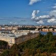 Urban landscape, the city of St. Petersburg - Stock Photo