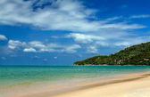 Landscape tropical coast — Stock Photo