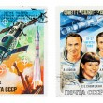 Postage stamp — Stock Photo #9262008