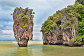 Landscape James Bond Island — Stock Photo