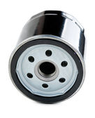 Car oil filter — Stock Photo