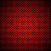 Prostokątne tło wzór serca — Zdjęcie stockowe