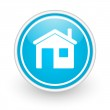 Home icon — Stock Photo #8742748