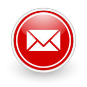 Envelope icon — Stock Photo