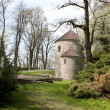 Rotunda on Castle Hill in Cieszyn — Stock Photo #10280621