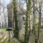 Tower and rotunda on Castle Hill in Cieszyn — Stock Photo #10280957
