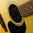 Classic spanish guitar — Stock Photo #9772309