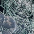 Shattered glass — Stock Photo #10101431