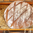 Stock Photo: Rustic bread