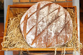 Rustic bread — Stock Photo